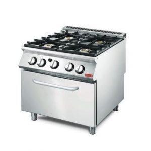 Cocinas con hornos